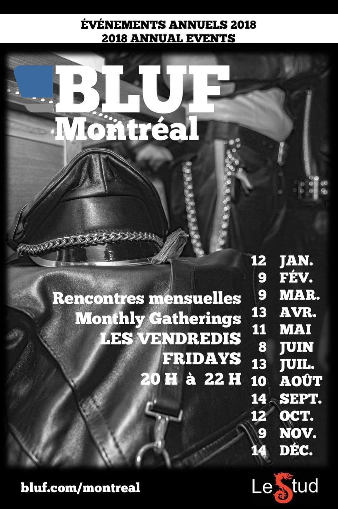 Bluf Local Montreal